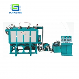 PB2000A-PB6000A EPS Air Cooling Block Molding Machine
